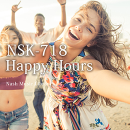NSK-718 Happy Hours(ボーカル入り)