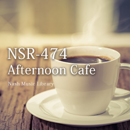 NSR-474 Afternoon Cafe
