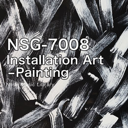 NSG-7008  Installation Art -Painting