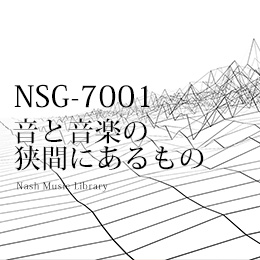 NSG-7001 Between Music and Sound