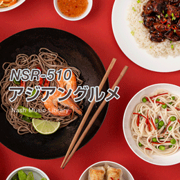 NSR-510 Asian Gourmet