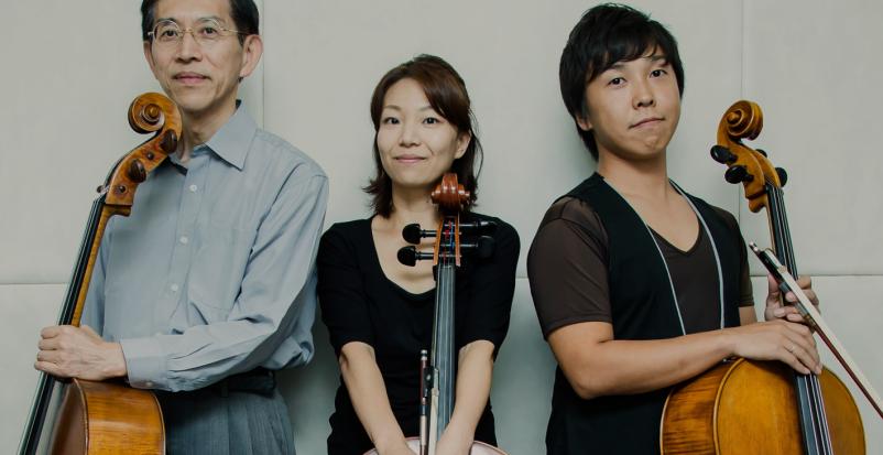 トリプルチェロ作品【Triad by Katafu Cello Trio】